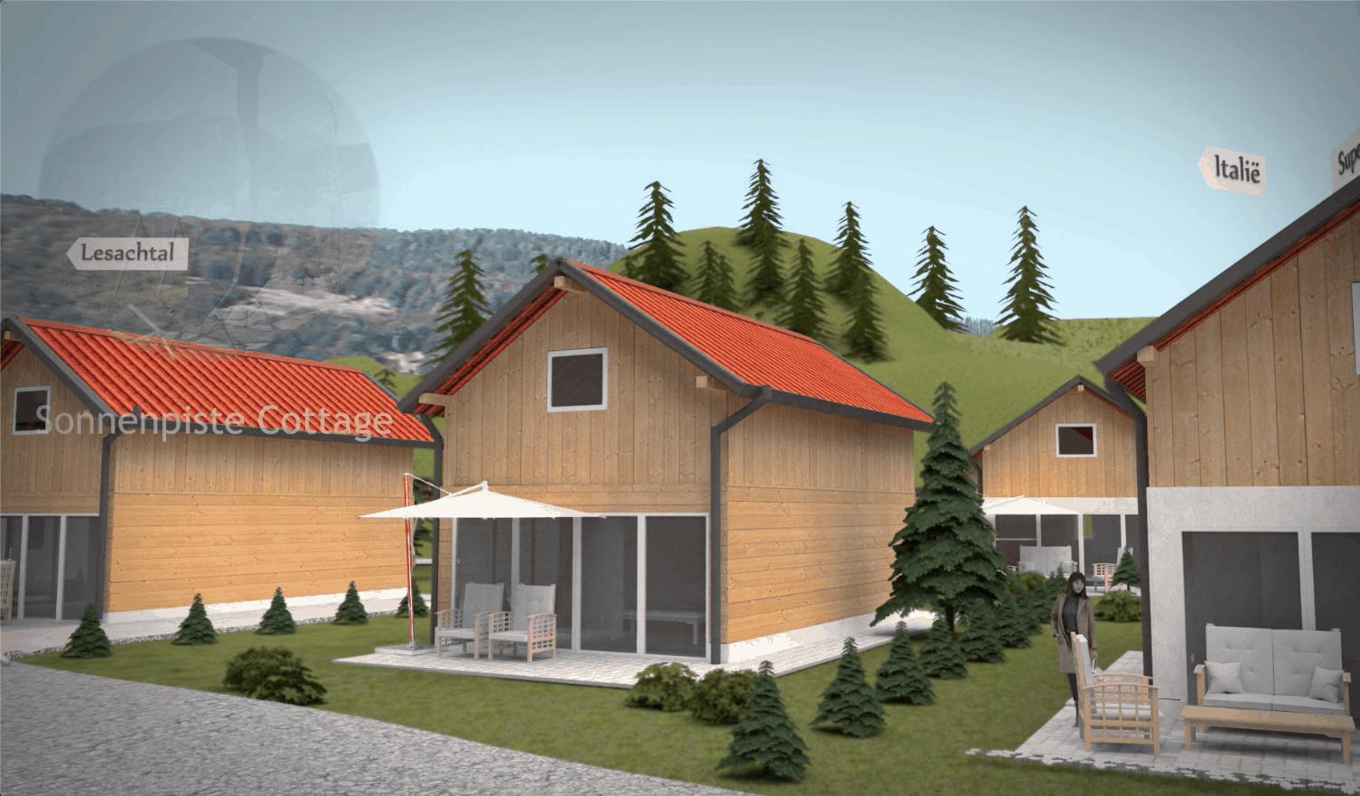 cottage 4 sp cottage