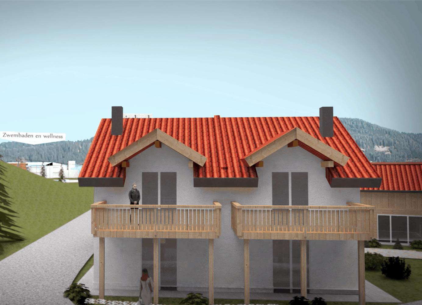villa 1 sp cottage