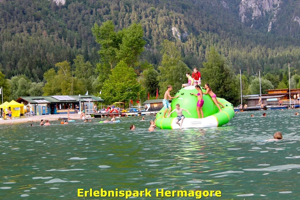 kwo-villa-activiteiten-kinderen-karinthie-oostenrijk-31-waterklimberg-strandbad-hermagore